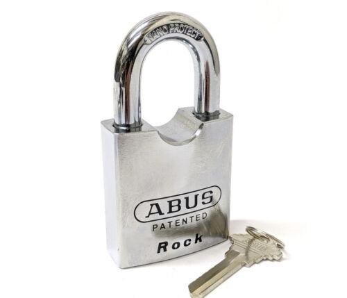 ABUS 83/55 S2 Rock Padlock House key Series Solid Steel Schlage Keyway