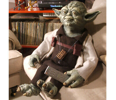 life size Star Wars YODA sofa buddy