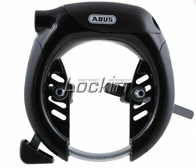 ABUS Pro Tectic 4960 LH NKR Bicycle Frame Seat Stay Lock with Mounting Straps