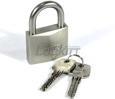 Abus Keyed Alike 75ib50 All Weather Marine Padlock - Brass And Stainless Steel