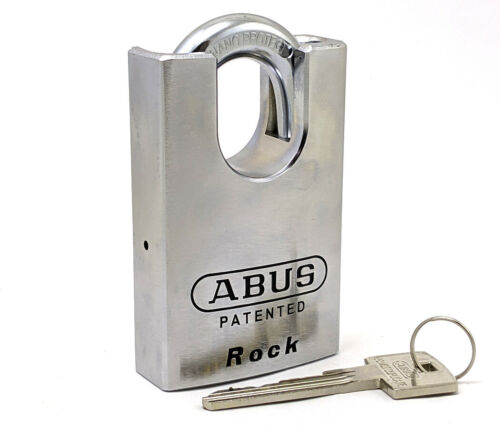 ABUS 83CS/55-300 Rock Padlock - 888 Keyway KD - Protected Shackle
