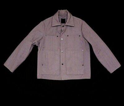 Craig Green Worker Jacket Purple Avant Garde Tech Wear Large XL Quilted