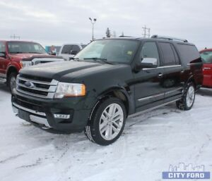 2015 Ford Expedition Max 4x4 4dr Platinum