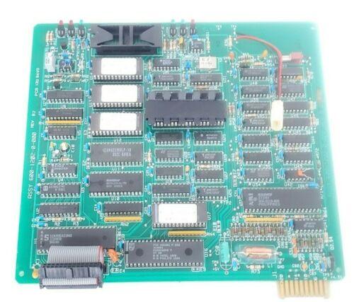 GOULD / MODICON 600-1202-0-000 REV. B2 CONTROL BOARD PCB 120 60012020000