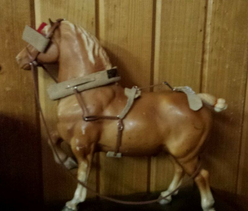 Breyer draft horse custom harness ONLY