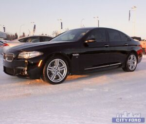 2014 BMW 5 Series M PACKAGE 4dr Sdn 535i xDrive AWD