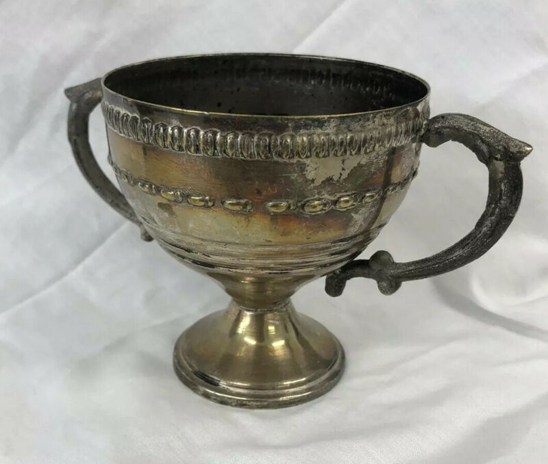 Set of 11 - TWO HANDLED SILVER CUP OR GOBLET