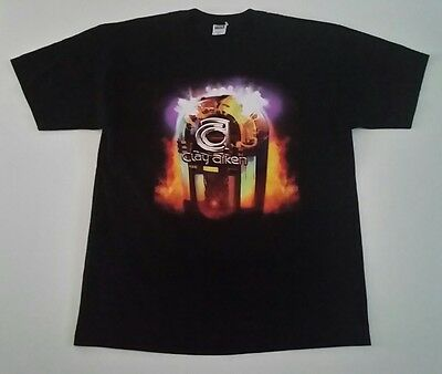Clay Aiken Jukebox Tour 2005 T-Shirt By Amvil!