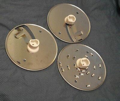 KitchenAid 12 Cup Processor KFPW760 740 770 Shredding, Thick & Thin Slicing Disc