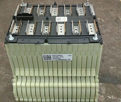 2013 Chevy Volt Battery 2KWh Pack Lithium 48v 47Ah Solar Golf Carts EV