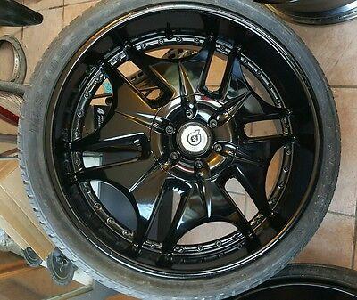 26 inch Dropstars Luxury wheels