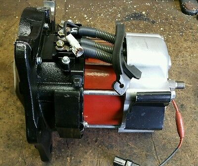 14110-10920-71 Toyota Forklift Electric Ac Right Hand Drive Motor