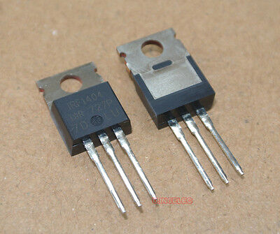 20pcs IRF1404 IRF1404 MOSFET N-CH 333W 40V 162A TO-220AB
