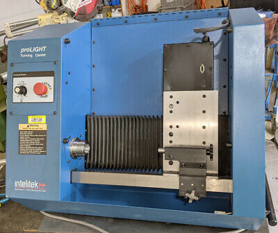 Intelitek Light Machines Prolight 3000 Cnc Lathe W Tailstock C03u