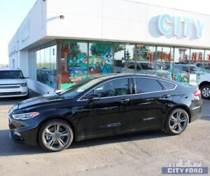 2017 Ford Fusion 4dr Sdn V6 Sport AWD