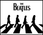 Beatles Wall Sticker