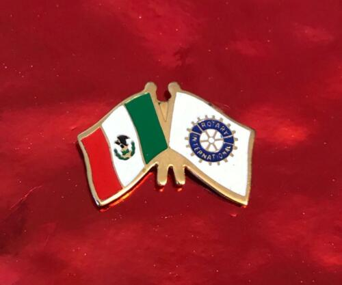 Rotary International Pin     MEXICAN FLAG