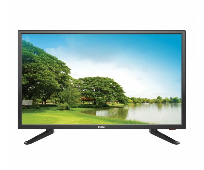 "24"" Naxa LED 12 Volt Widescreen 1080p HD Television & Media Player (Refurbished)"