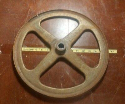 16 Inch Lower Wheel For Biro Meat Saw Shelf7