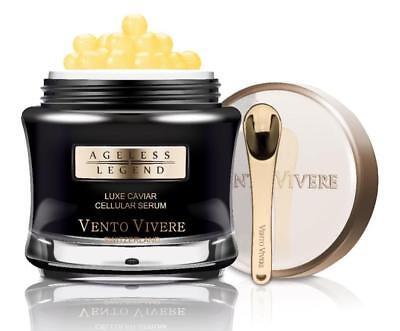 Vento Vivere-Luxe Caviar Cellular Serum FROM SWITZERLAND