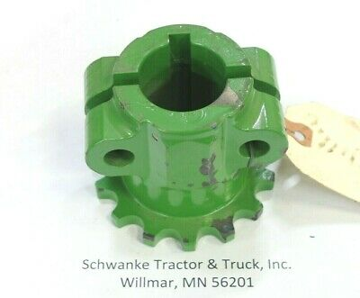 A-n104147 Sprocket-coupler For John Deere 4555951053300 4400 Combine