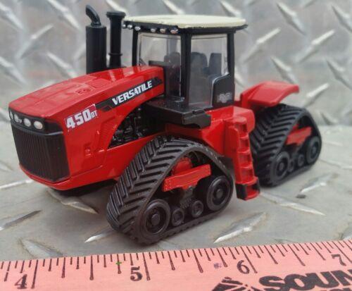 1/64 ERTL custom VERSATILE 450dt quadtrac 4wd tractor farm toy free shipping