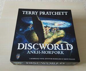 Terry Pratchett Discworld: Ankh Morpork Board Game
