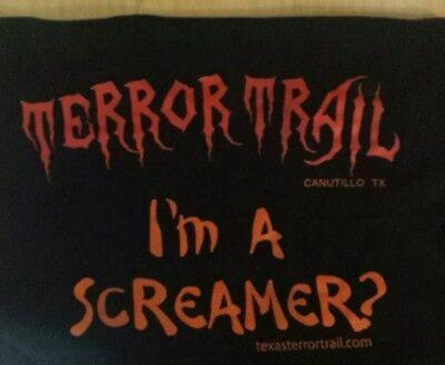 y Halloween Haunted TERROR Trail