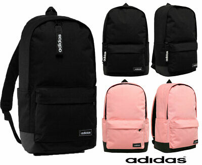Adidas Backpack Classic Linear Logo Gym School Backpacks Unisex Sports Bags