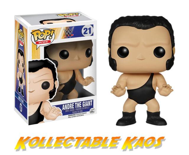 WWE - Andre the Giant Pop! Vinyl Figure