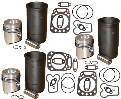 D327-4 D327-2 Fendt Dichtsatz Zylinderkopf MWM D327 D327-3 D327-6 D 327