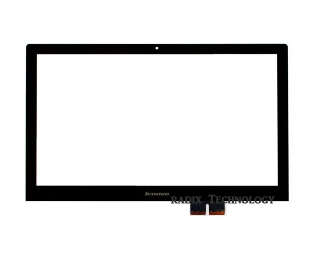 "Replacement Lenovo Flex 2-15 / 2-15D 15.6"" Touch Screen Digitizer Front Glass UK"