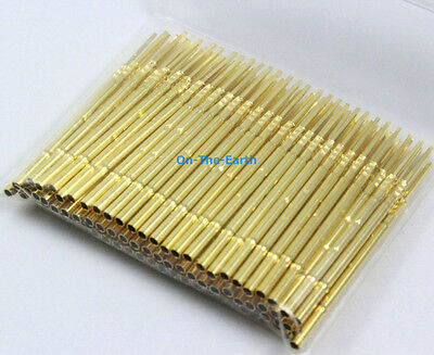 100 Pieces R100-4w Test Probe Pogo Pin Receptacle Fit P100 Series