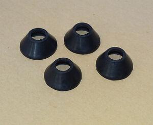 4x Staubkappe Manschette für Spurstange oder Lenkstange beim Traktor 19mm