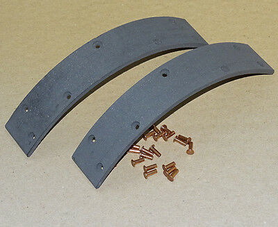 Bremsbelag Handbremsbelag 180x30 für Deutz 2506 3005 3006 4005 4006 4506 intrac