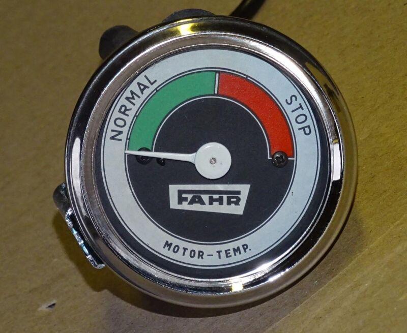 Fernthermometer für Fahr Traktor Schlepper Wassergekühlt Temperaturanzeige  Foto 1