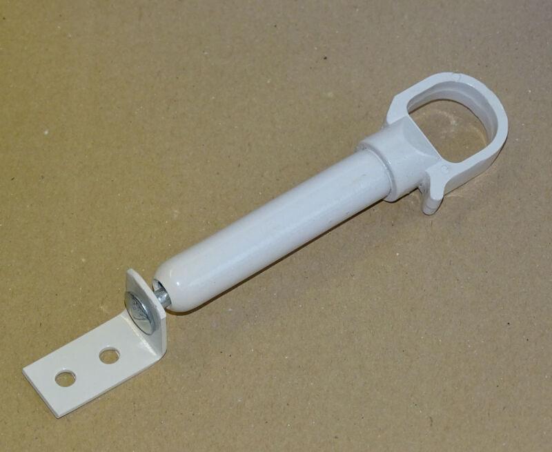 Haubenhalter aus Stahl für Hanomag Traktor Motorhaube und Batteriekasten 06 Foto 1