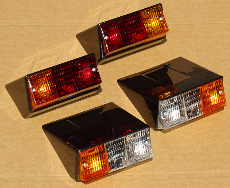 4 Kotflügellampen - Rückleuchte Blinkler- Positionsleuchte 5506 8006 9006 13006 Foto 1