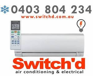 Switch'd Air Conditioning & Electrical ⛄️ Springvale Greater Dandenong Preview