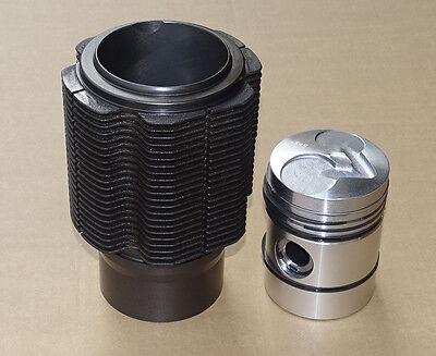 Zylindersatz für Deutz FL 612 Motor  F1L612 F2L612 D25 Traktor Kolben Laufbuchse