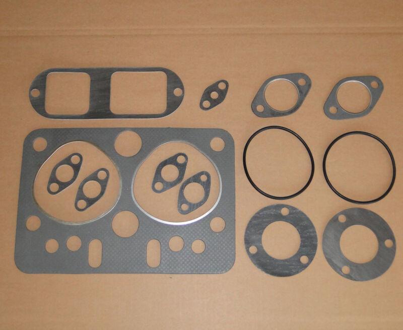 Oberdichtsatz - Zylinderkopfdichtung Deutz F2M414 - 2-Zylinder Wasserdeutz 414 Foto 1