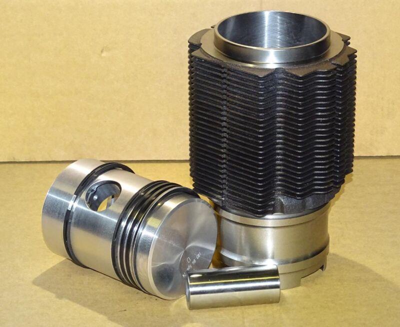 Kolben + Kolbenringe + Laufbuchse für Deutz FL514 65R Motor Traktor F1L514 514 Foto 1