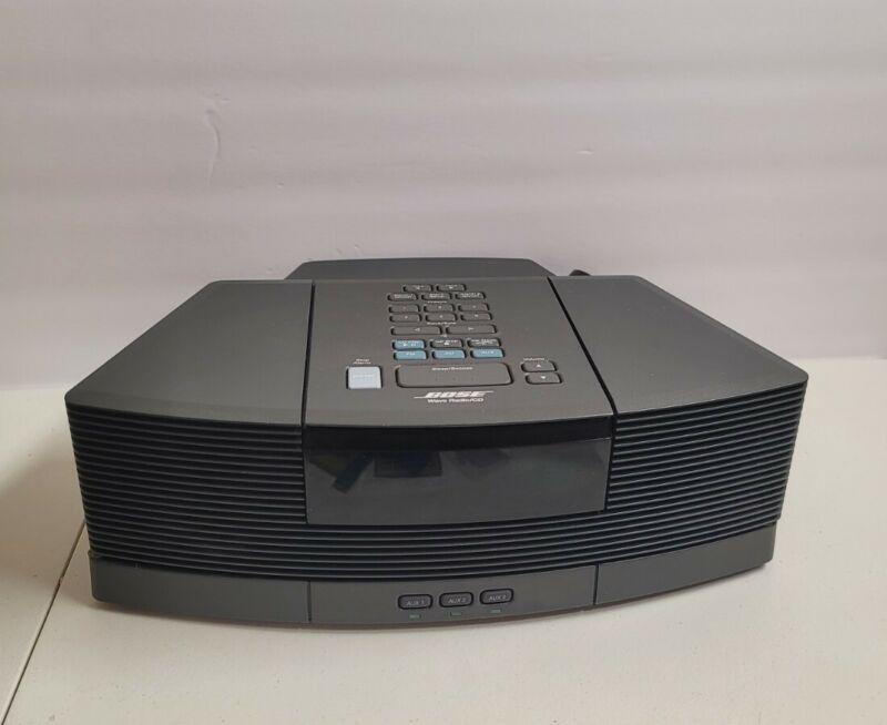 Bose Wave AWRC1G Alarm Radio CD Player With Base Tested Fast Shipping!!!
