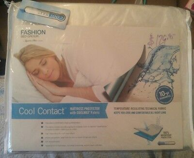 Fashion-Bed-Sleep-Chill-mattress-protector-Cooling-comfy-anti-dustmite liquid pr