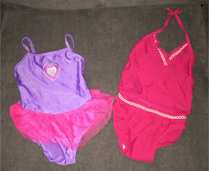 6-12/12 mth bathing suits