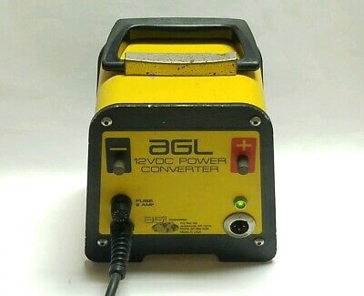 Agl Laser 12v Acdc Power Converter Originally For Beamer 2 Construction Laser