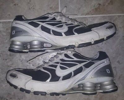 ONLY ONE ON EBAY!! 2007 NIKE SHOX TURBO WOMEN'S SIZE US10 UK7.5 VINTAGE AND RARE