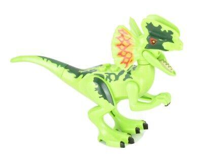 Lego Dilophosaurus Dinosaur Minifigure From 75916 Retired Jurassic Park World