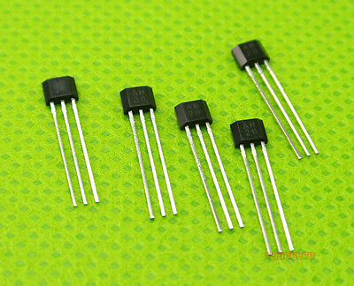 10pcs Ah3020 Hall-effect Switch Ics