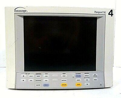 Datascope Passport Xg Patient Monitor Color Ecg Spo2 Nibp Temp And Printer